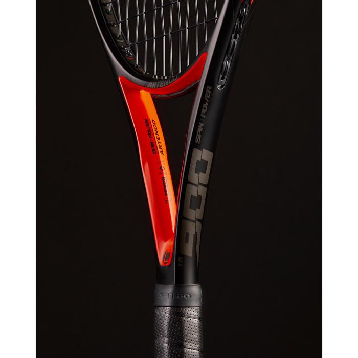 Raquette de tennis expert Tr 900  noir orange - 1338599