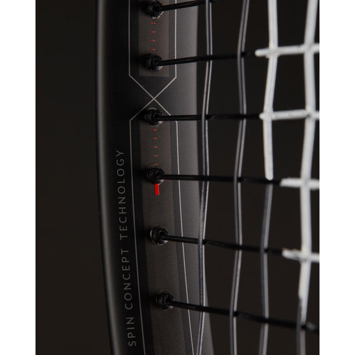Tennisracket ervaren spelers TR 990 Pro zwart oranje - 1338604