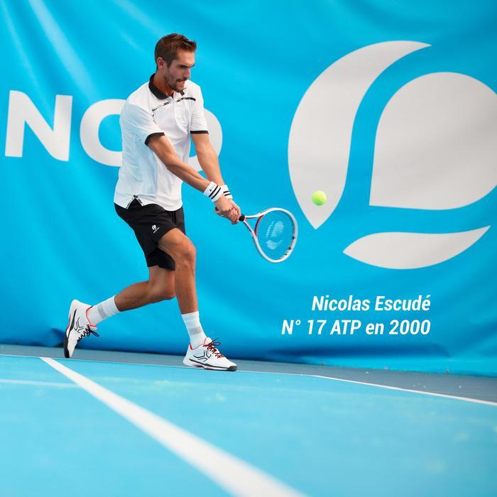 Raquette de tennis expert  TR 960 Précision  blanc rouge - 1338605