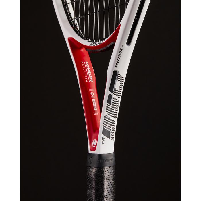 Raquette de tennis expert  TR 960 Précision  blanc rouge - 1338607