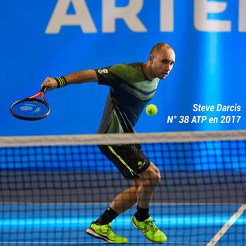 Raquette de tennis expert Tr 900  noir orange - 1338611