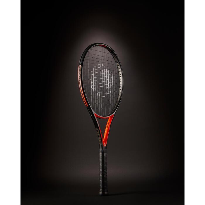 Tennisschläger TR 900 schwarz/orange