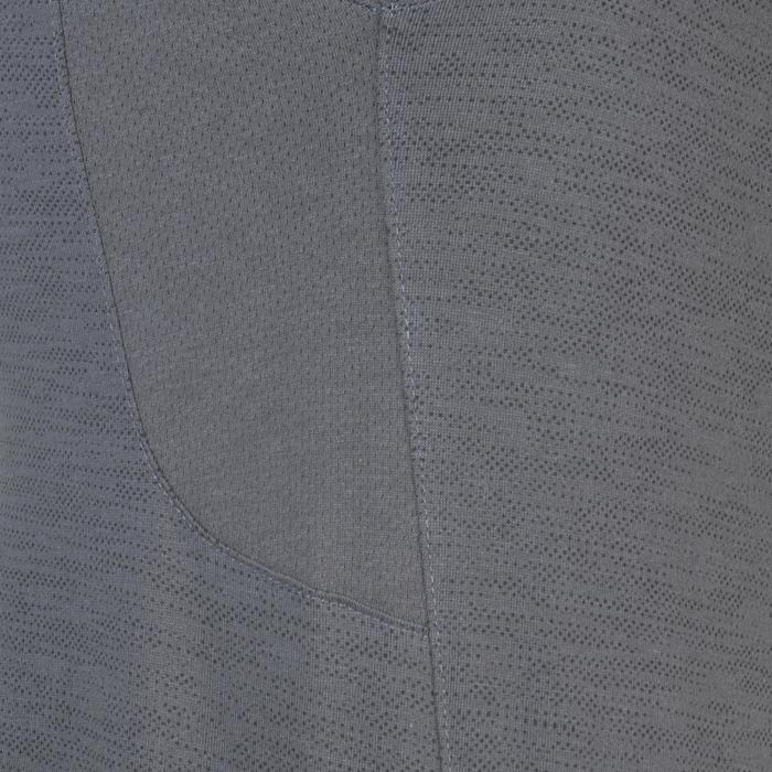 T-Shirt 520 slim col V Gym & Pilates homme printé - 1338821