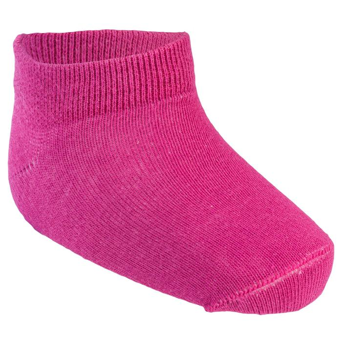 Chaussettes 100 LOW  LOT GYM marine - 1338944
