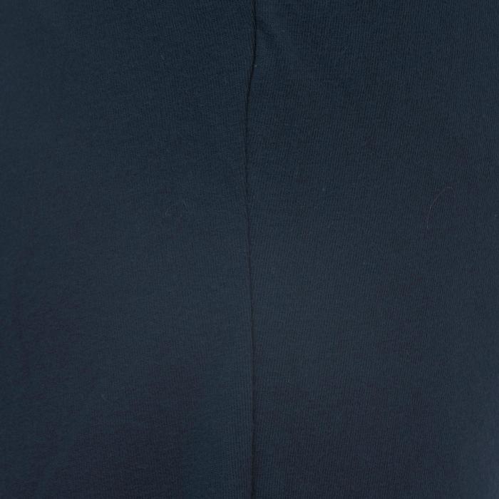 Pantalon 100 regular Pilates Gym douce homme bleu marine