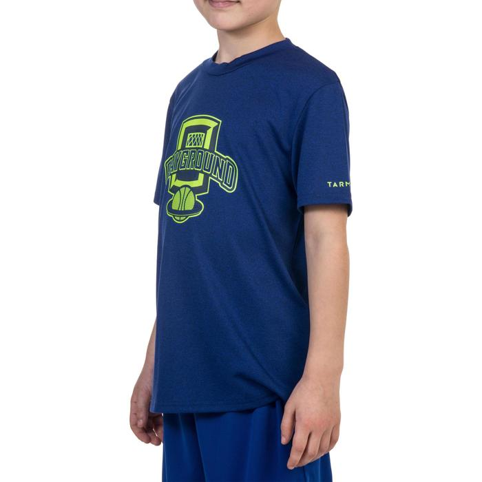 Tee Shirt basketball enfant Fast Playground - 1339126