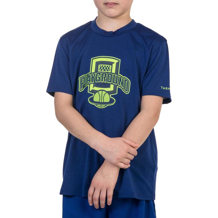 Tee Shirt basketball enfant Fast Playground - 1339137
