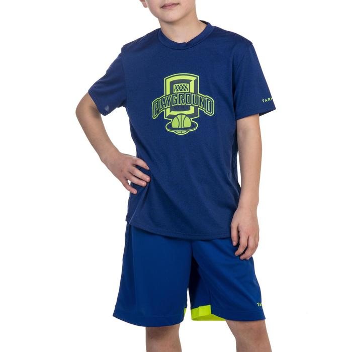 Tee Shirt basketball enfant Fast Playground - 1339138
