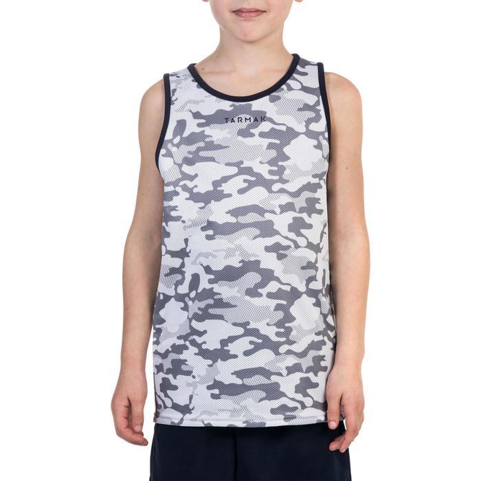 Maillot basketball enfant Réversible - 1339150