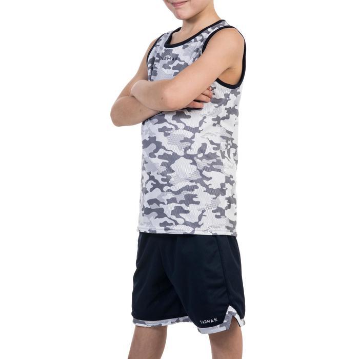 Maillot basketball enfant Réversible - 1339158
