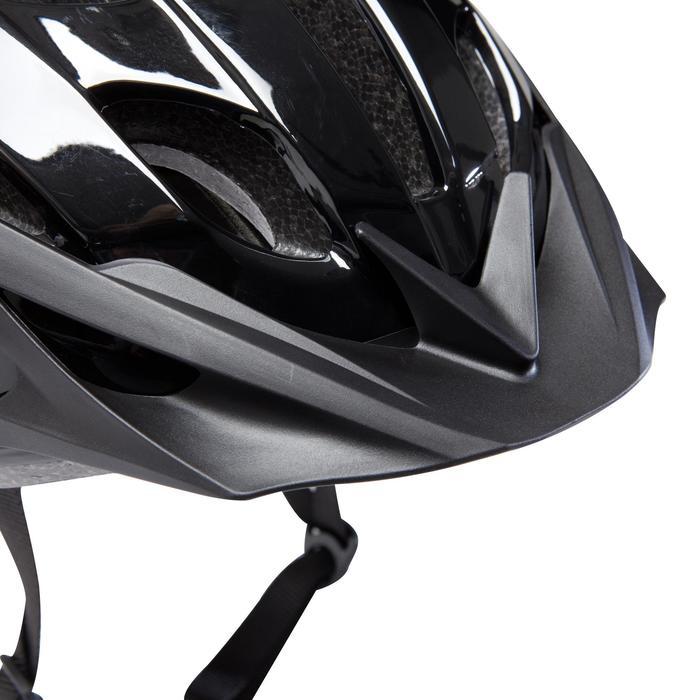 MTB helm ST 50 zwart fietshelm