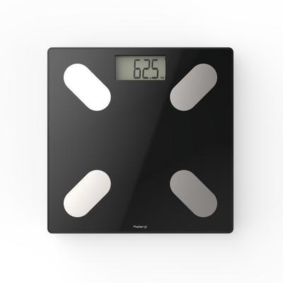 Báscula medidora de calorías Scale 500 cristal