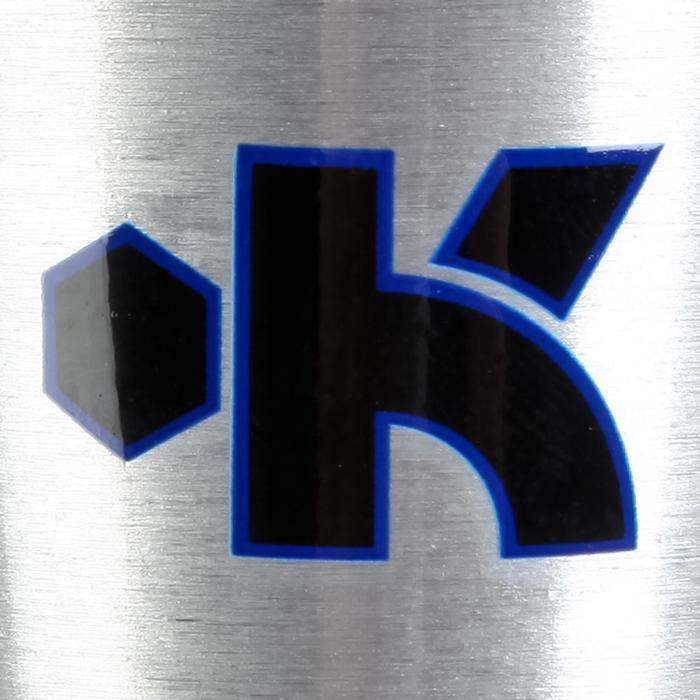 Batte de Baseball pour adulte K Hit Alu 30 pouces grise - 133923