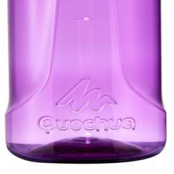 Cantimplora Montaña Quecha 500 Tapón Apertura Rápida 0,5 L Plástico(Tritan)Viole