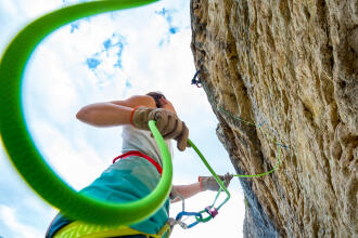 cordes pour l'escalade ou l'alpinisme