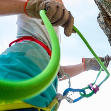 Comment choisir sa ou ses cordes d'escalade ou alpinisme