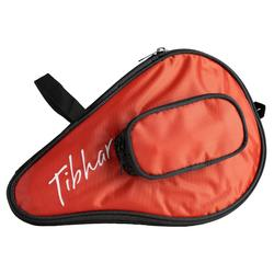 Tafeltennis hoesje Square rood