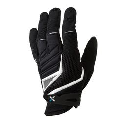 500 AM Mountain Bike Gloves - Black/White