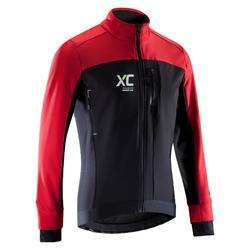 MTB-Jacke XC schwarz