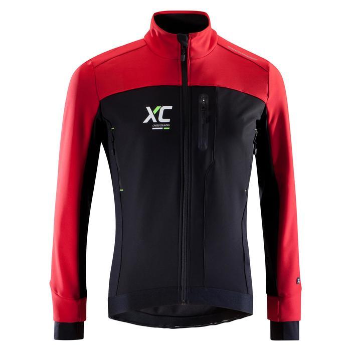 Veste VTT XC Noire