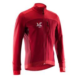 Veste VTT XC Rouge