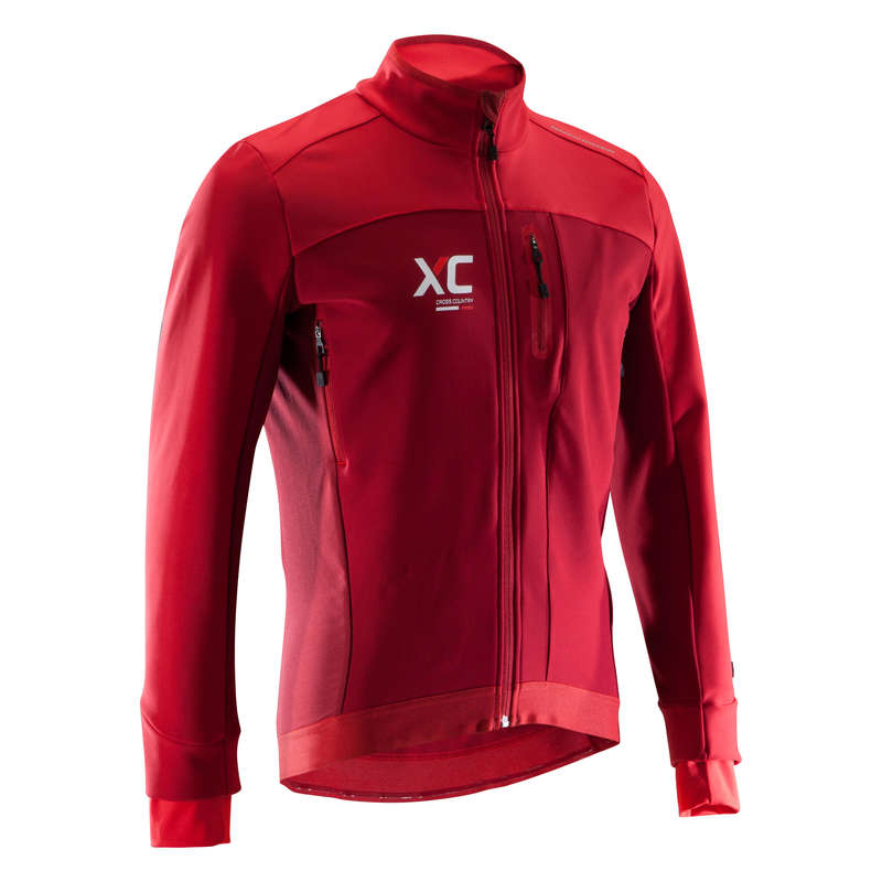 MEN COLD WEATHER CROSS C. MTB APPAREL - XC Mountain Bike Jacket ROCKRIDER