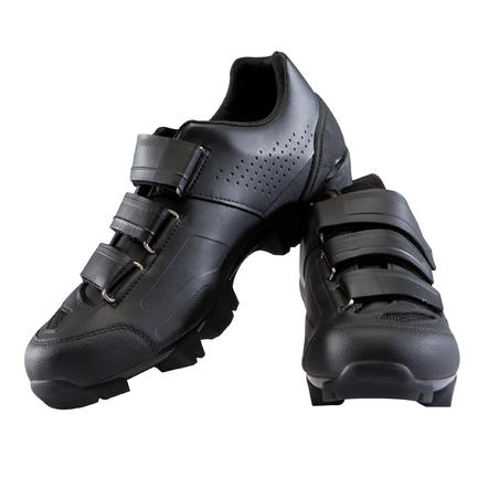 XC 100 MTB Shoes - Black