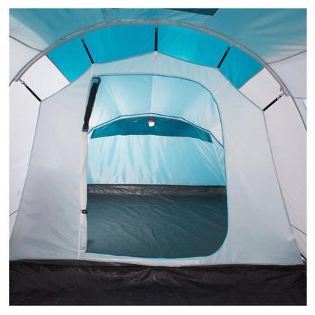 """Telts ar lokiem """"Arpenaz 4.1"""", 1 guļamtelpa, 4 personām"""