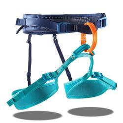 Imbrago arrampicata e alpinismo ROCK azzurro