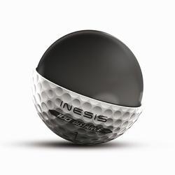 Distance 100 Golf Ball x12 - White