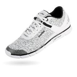 Zapatillas marcha deportiva para mujer Soft 540 Blanco moteado