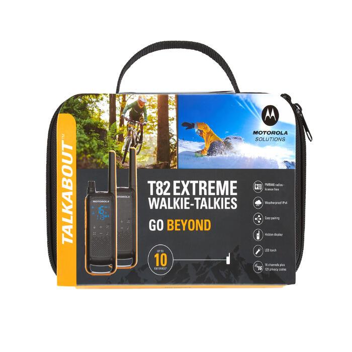Walkie talkie T82 Extreme