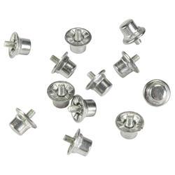 Tacos de aluminio