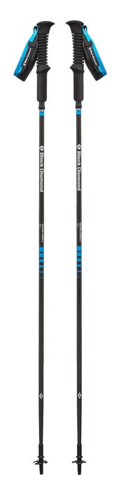 PAIRE DE BATONS TRAIL RUNNING BLACK DIAMOND DISTANCE CARBON ZPOLE NOIR