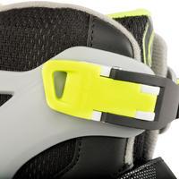 Fit 3 Kids' Fitness Skates - Grey/Yellow