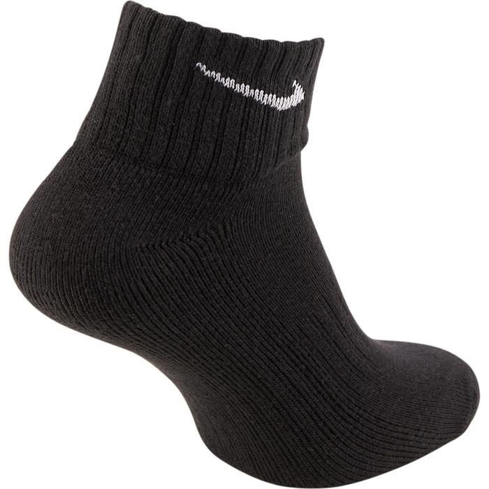 Tennissocken Socq weiß/schwarz