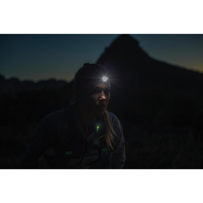 Stirnlampe Trail ONnight 250 160 Lumen schwarz/orange