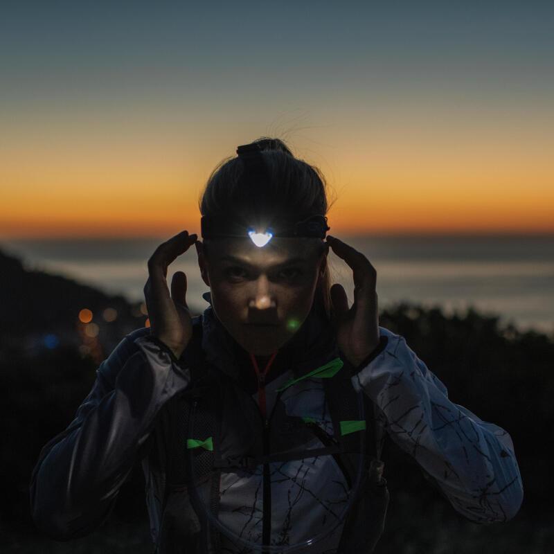 Trail et éclairage : Préparez-vous à courir de nuit