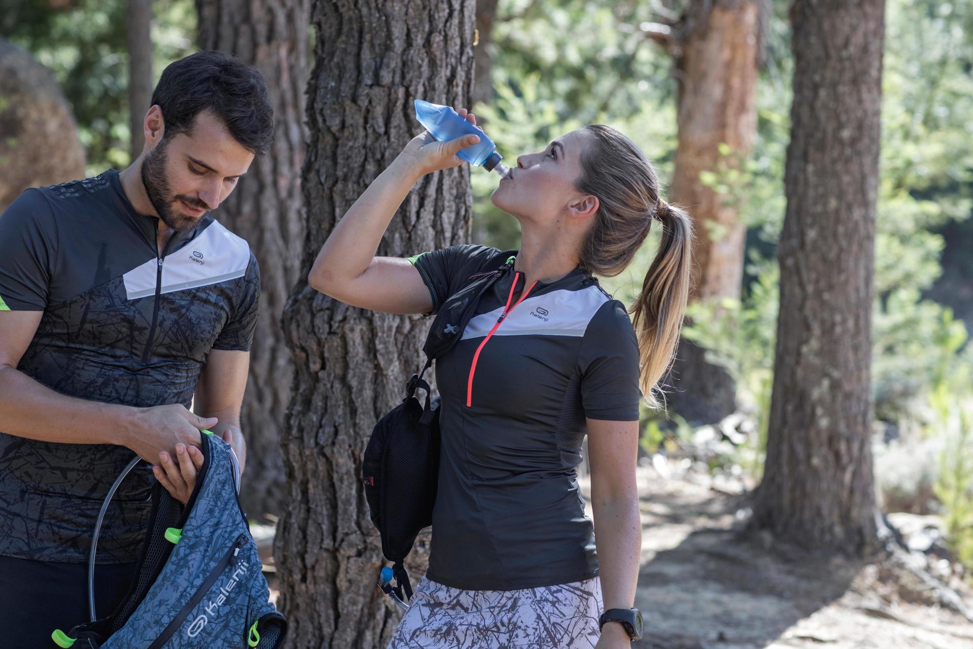 Hydratation et nutrition : 5 conseils pour préparer votre trail