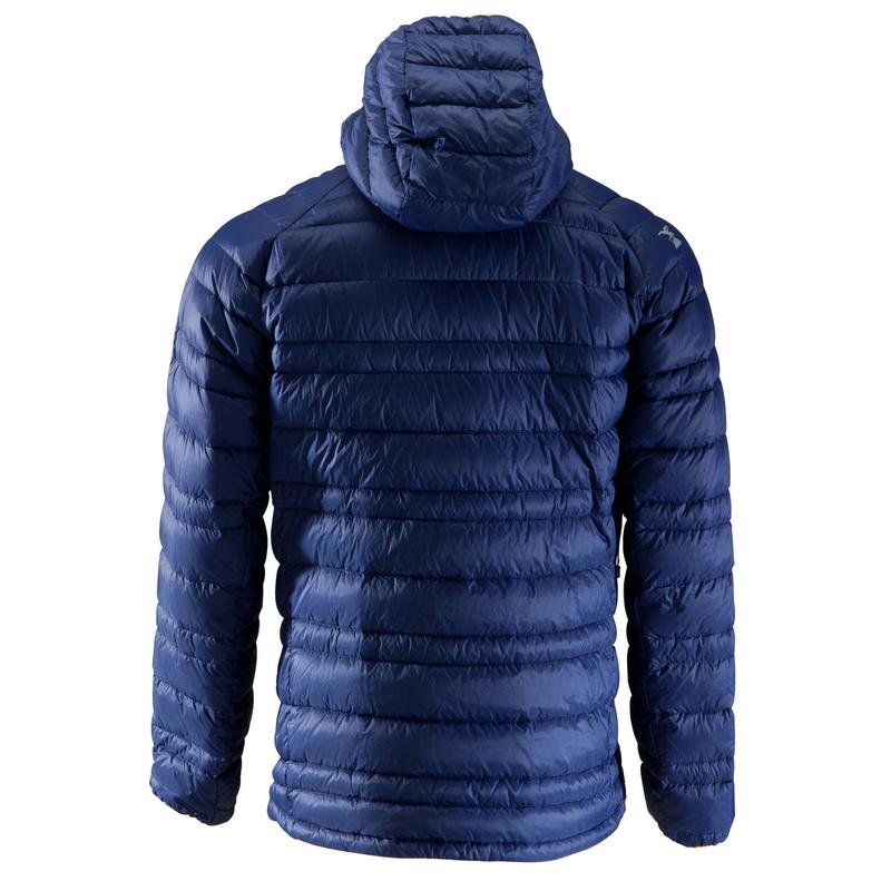 sports shoes 7d343 d5a2f Men's clothing - ALPI Men's Light Down Jacket - Cosmos Blue
