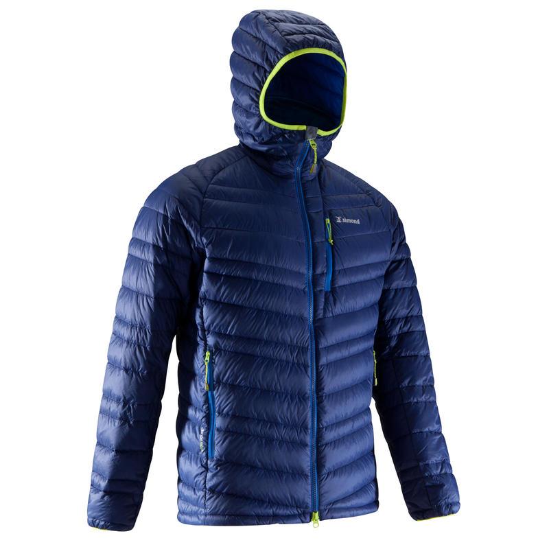 última colección famosa marca de diseñador elige auténtico Men's clothing - ALPI Men's Light Down Jacket - Cosmos Blue