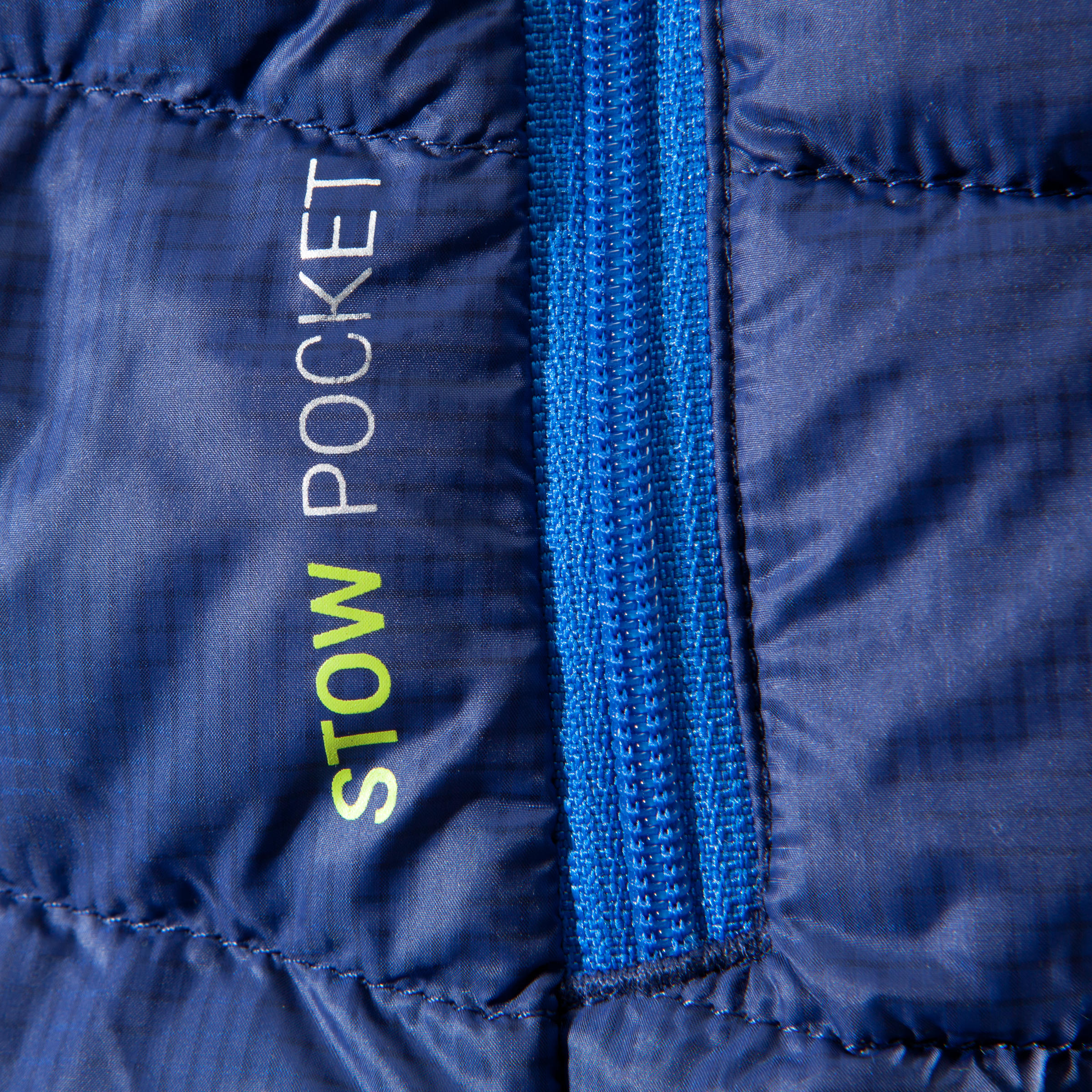 ALPI Men's Light Down Jacket - Cosmos Blue