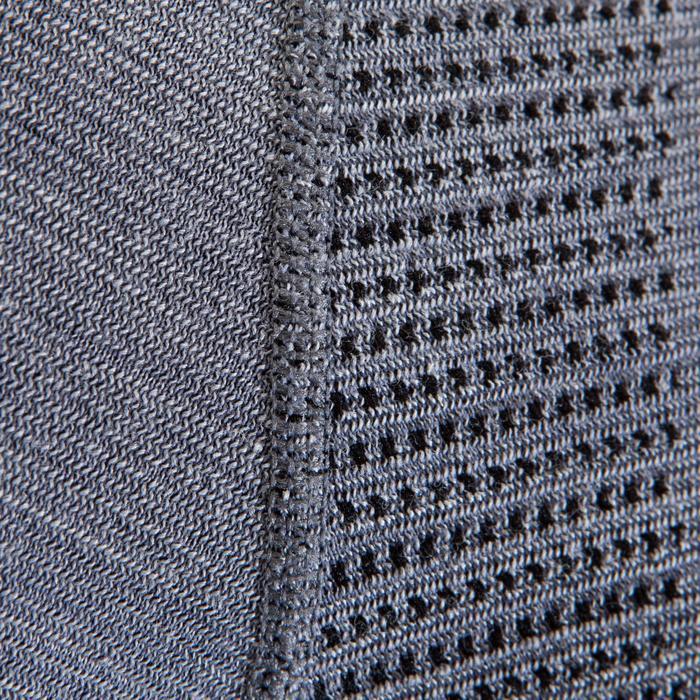 Tee-Shirt seamless Manches longues en laine homme - ALPINISM GRIS