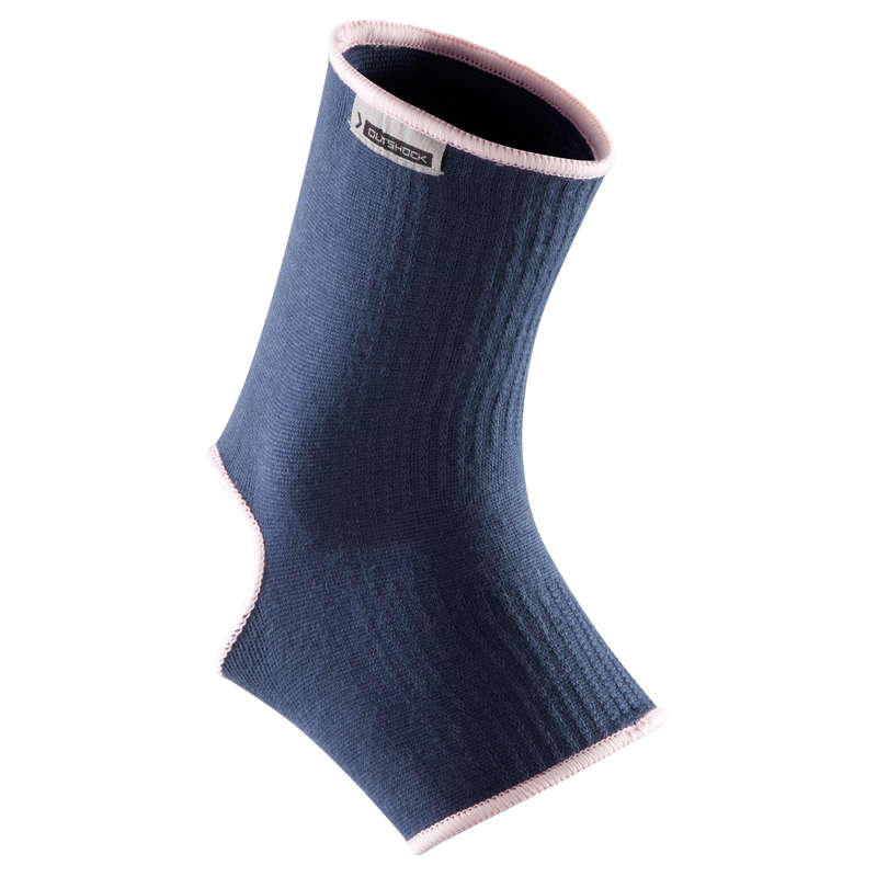 OTHER BOXING PROTECTIONS Boxing - 100 Ankle Support - Blue/Pink OUTSHOCK - Boxing