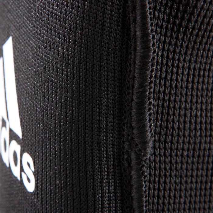 Elleboogbraces Adidas voor vechtsporten zwart, één maat