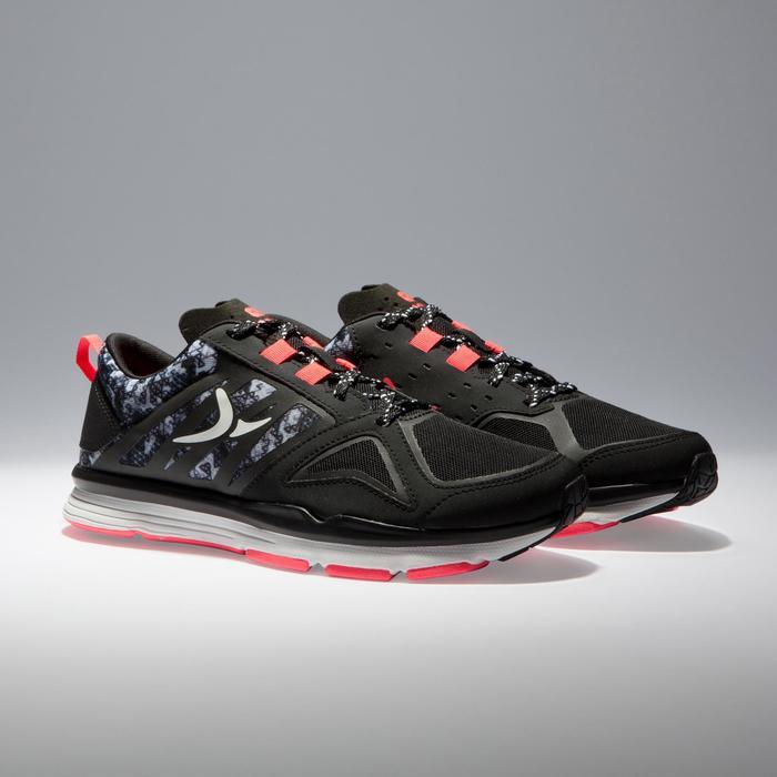 Chaussures fitness cardio 900 femme noir et - 1340887
