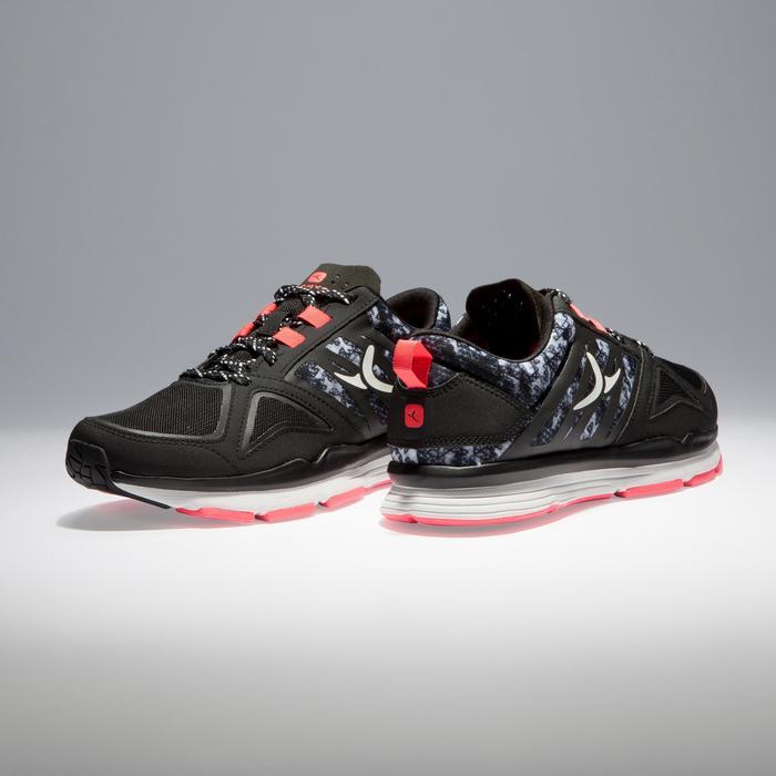Chaussures fitness cardio 900 femme noir et - 1340898
