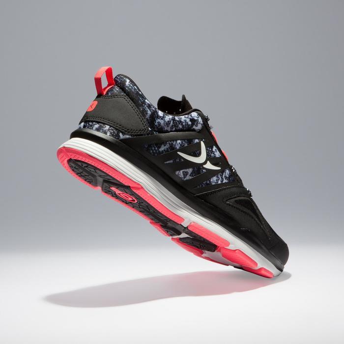 Chaussures fitness cardio 900 femme noir et - 1340900