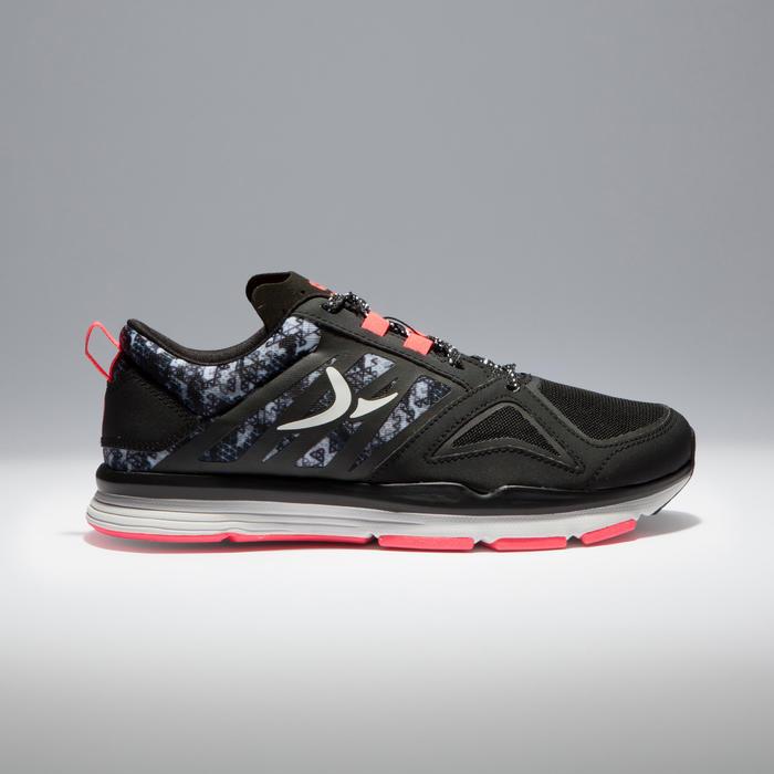 Chaussures fitness cardio 900 femme noir et - 1340904