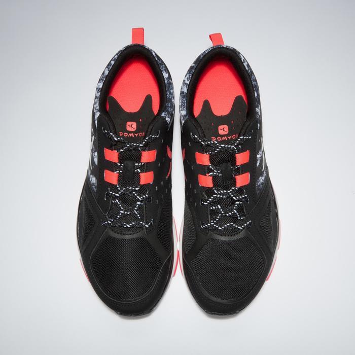 Chaussures fitness cardio 900 femme noir et - 1340906